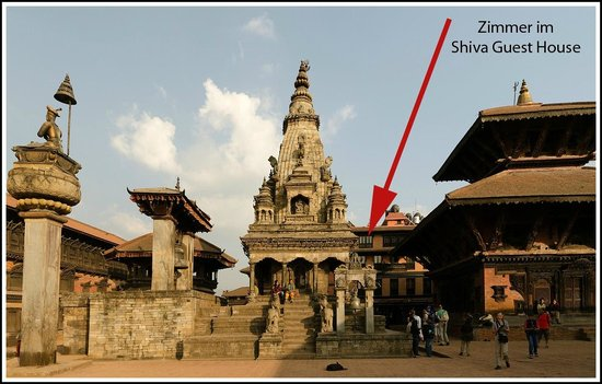 Shiva Guest House1 & 2: Durbar Square