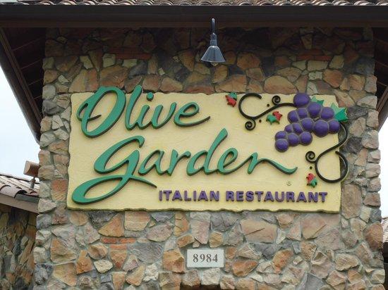 Olive Garden :                   Massas!