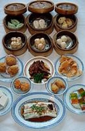 Dim Sum Food Restaurant