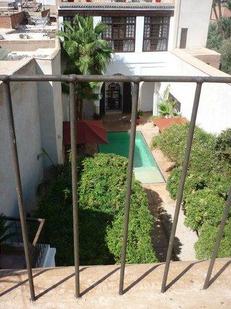Riad Charai: Roof