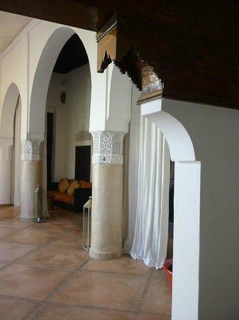 Riad Charai: front