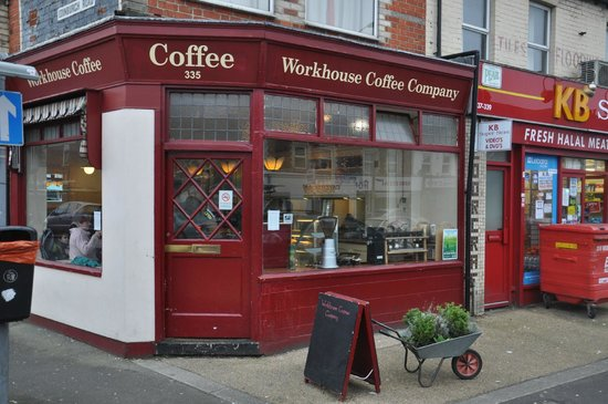‪Workhouse Coffee Company‬
