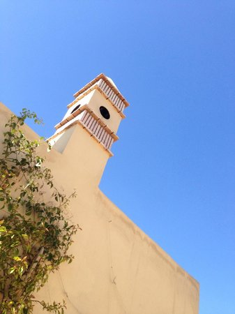 Riad Joya:                   Roof tower