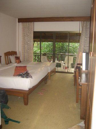 Railay Princess Resort and Spa: Simple but pleasant room