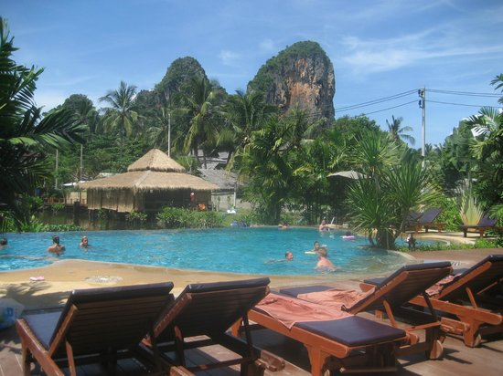 Railay Princess Resort and Spa: Pool
