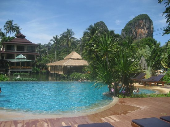 Railay Princess Resort & Spa: Pool