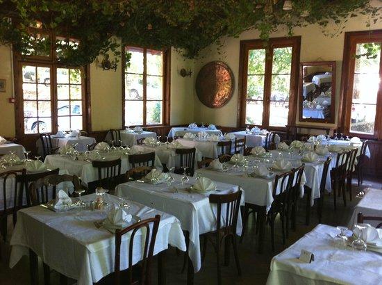 Monte D'Oro : Restaurant