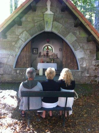 Monte D'Oro : Little chapel