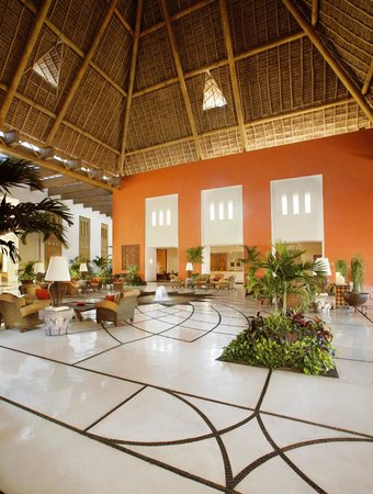 Grand Velas Riviera Nayarit: Lobby Grand Velas