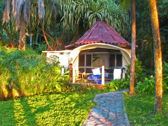 Ylang Ylang Beach Resort:                   Cottage