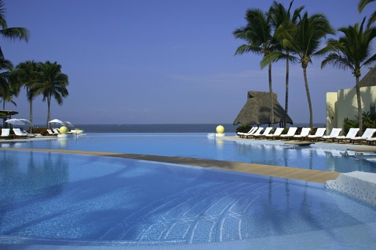 Pool Grand Velas Riviera nayarit