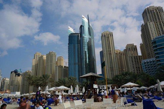 Hilton Dubai Jumeirah Beach:                   Jumeirah Beach