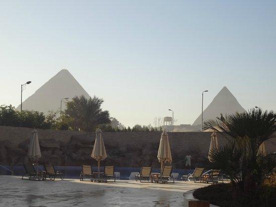 Le Meridien Pyramids Hotel & Spa: Lo mejor de este hotel