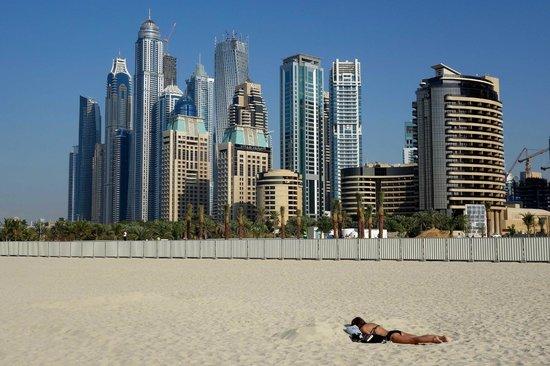 Hilton Dubai Jumeirah:                   Jumeirah Beach