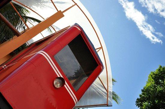 Rio Buzios Beach Hotel: Elevator