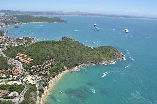 Rio Buzios Beach Hotel: João Fernandes Beach