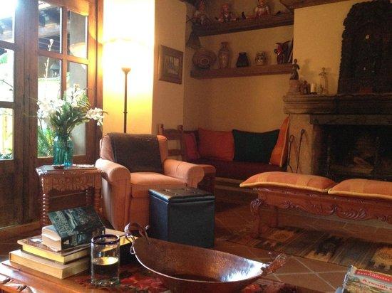 Villa Victoria:                   Common Sitting Area