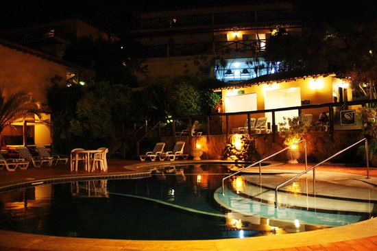 Rio Buzios Beach Hotel: Outside view