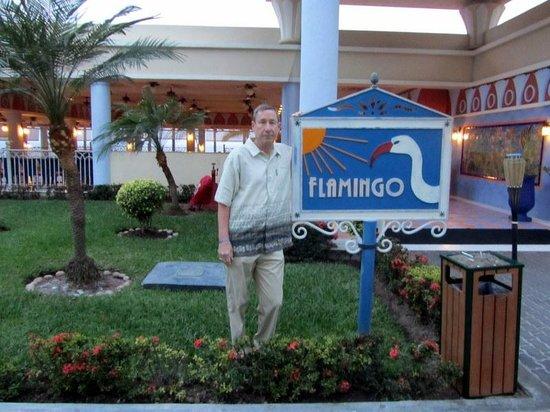 Hotel Riu Vallarta :                   Flamingo Steak House
