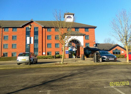 Holiday Inn Express Stafford M6 Jct. 13:                   Expressly for You!