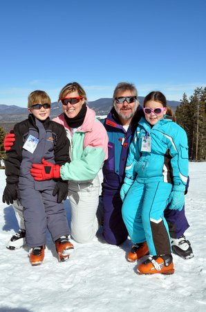 Angel Fire Resort: Family ski trip!