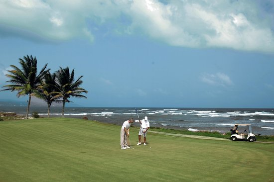Magdalena Grand Beach & Golf Resort: Oceanside Golf