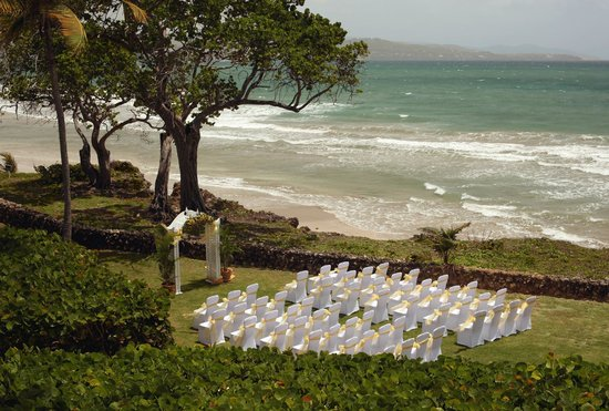 Magdalena Grand Beach & Golf Resort: Oceanside Wedding