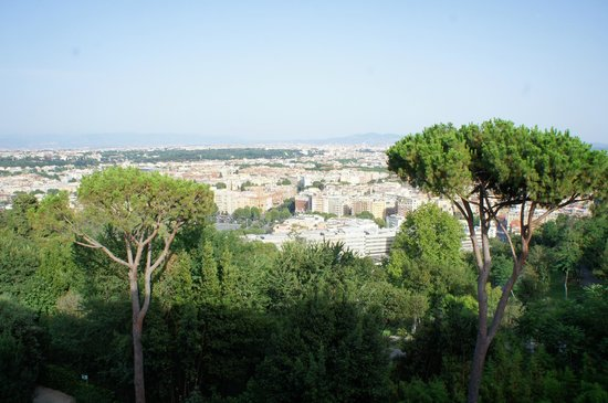Rome Cavalieri, A Waldorf Astoria Resort:                   View of Rome