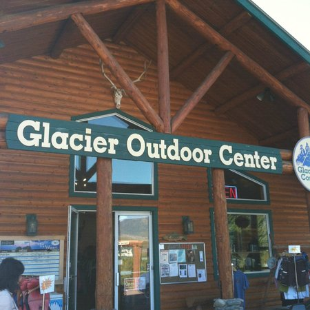 Glacier Raft Company Headquarters