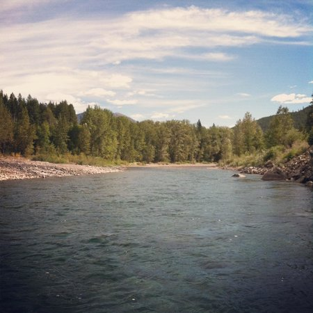Glacier Raft Company:                   Middle Fork of the Flathead River