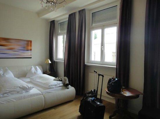 Hotel Wolf-Dietrich:                   chambre