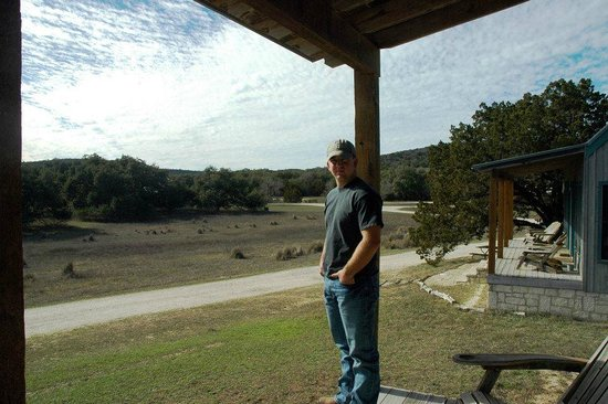 Hill Country Equestrian Lodge :                   view