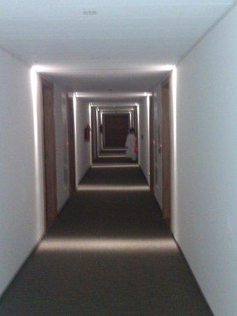 Hotel Vitality :                   Korytarz
