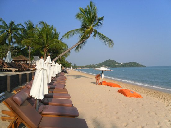 Bandara Resort & Spa:                   Beach