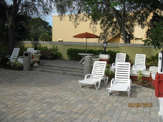 Holiday Inn Express & Suites Bradenton West : Pool area