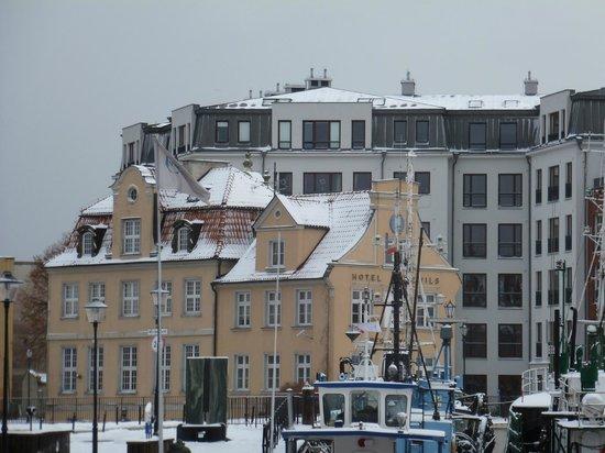 Podewils Hotel :                   Отель