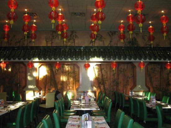 Was asian restaurants in brampton was