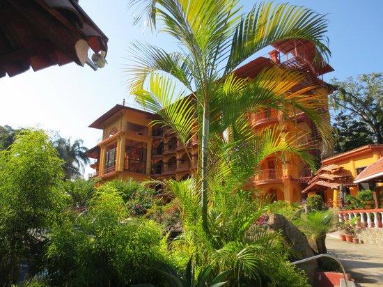 Hotel San Bada:                   the hotel