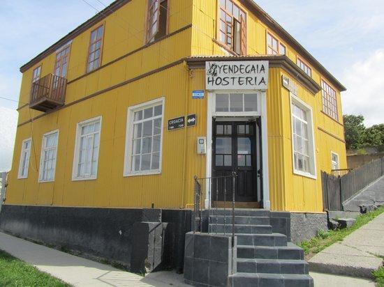 Yendegaia House: The Hosteria