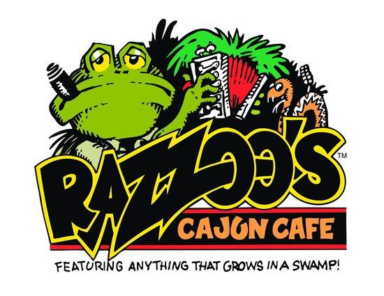 Razzoo's Cajun Cafe: Logo