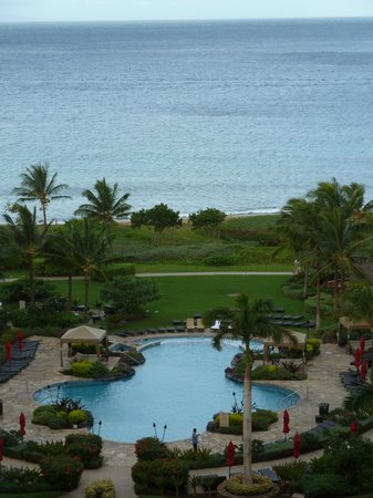 Honua Kai Resort & Spa:                   View from room