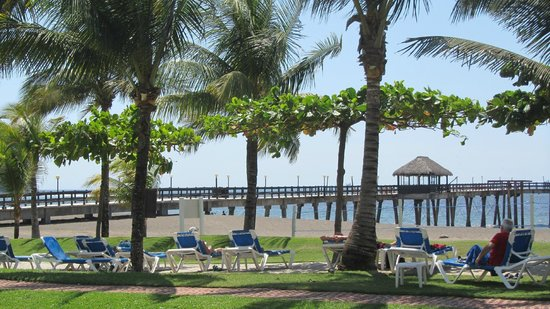 Doubletree Resort by Hilton, Central Pacific - Costa Rica:                   Pier
