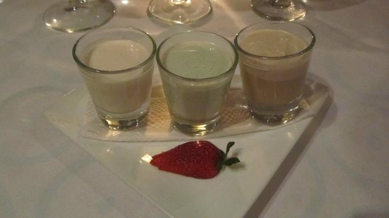 Doubletree Resort by Hilton, Central Pacific - Costa Rica:                   Reserved dinner night - dessert