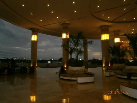 Great Parnassus Family Resort:                                                       lobby