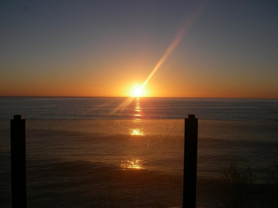 Summerplace Guesthouse:                   Lovely sunsets