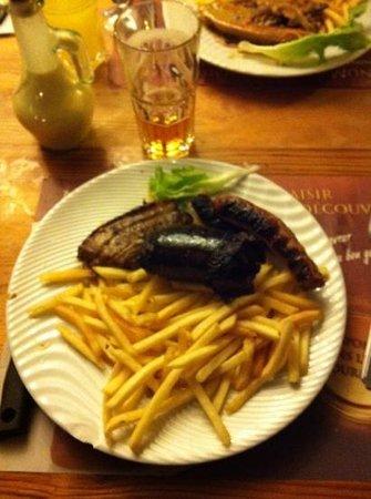 La Grange:                   Assiette catalane