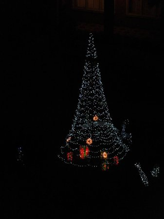 Lake Buena Vista Resort Village & Spa:                   Christmas Tree