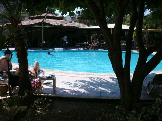 Lemas Suite Hotel:                   Poolen
