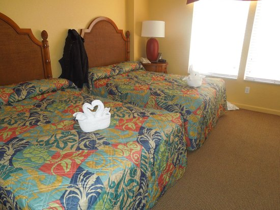 Lake Buena Vista Resort Village & Spa:                   second bedroom
