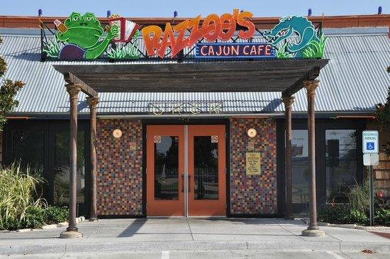 Razzoo's Cajun Cafe: Mesquite